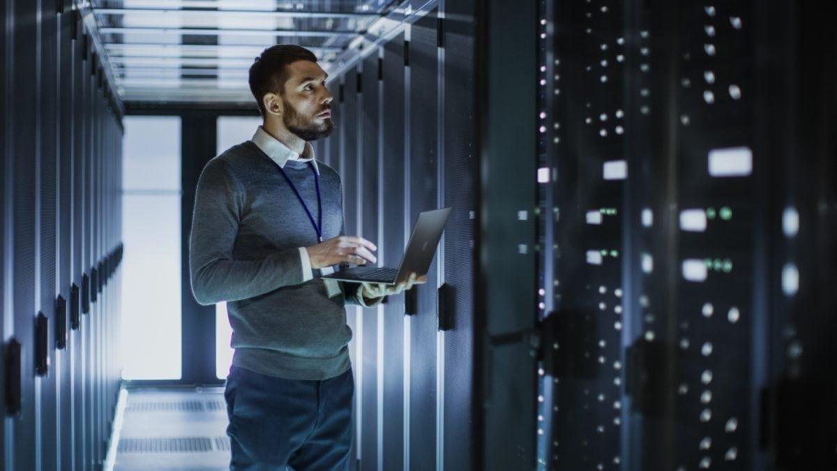 Enterprise Ireland Data Center der Zukunft
