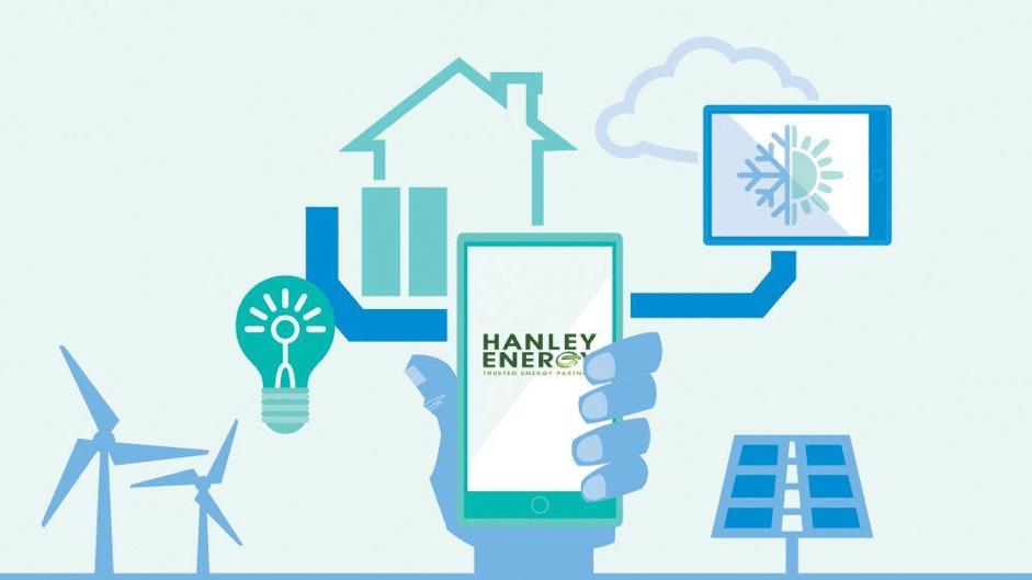 Hanley Energy schützt Rechenzentren