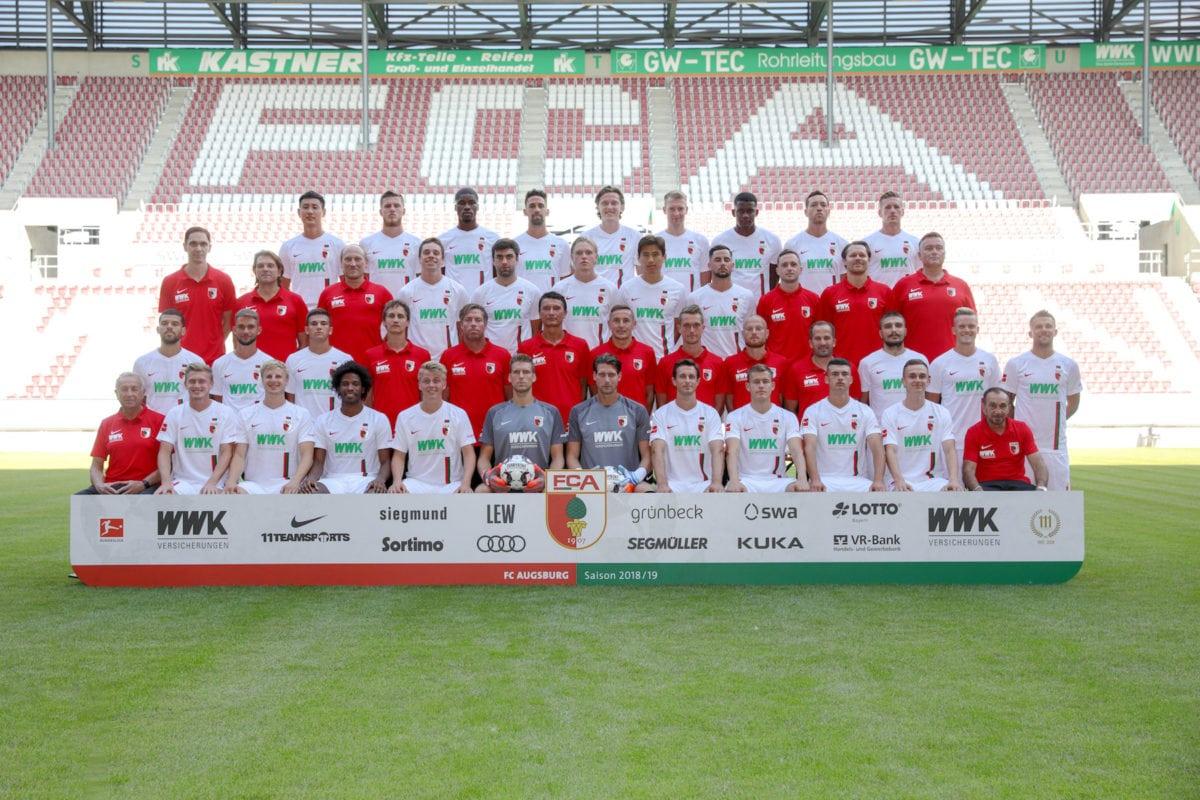 FC Augsburg Kitman Labs
