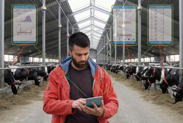 Landwirtschaft 4.0 ist keine Zukunftsvision mehr