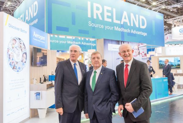 Irische Medtech Unternehmen auf der Medica 2018
