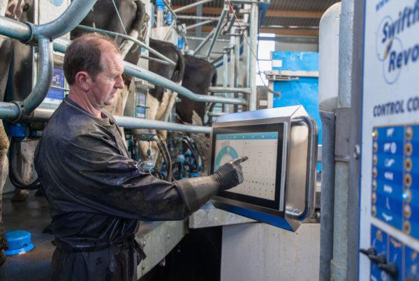 Mission Control System von Dairymaster