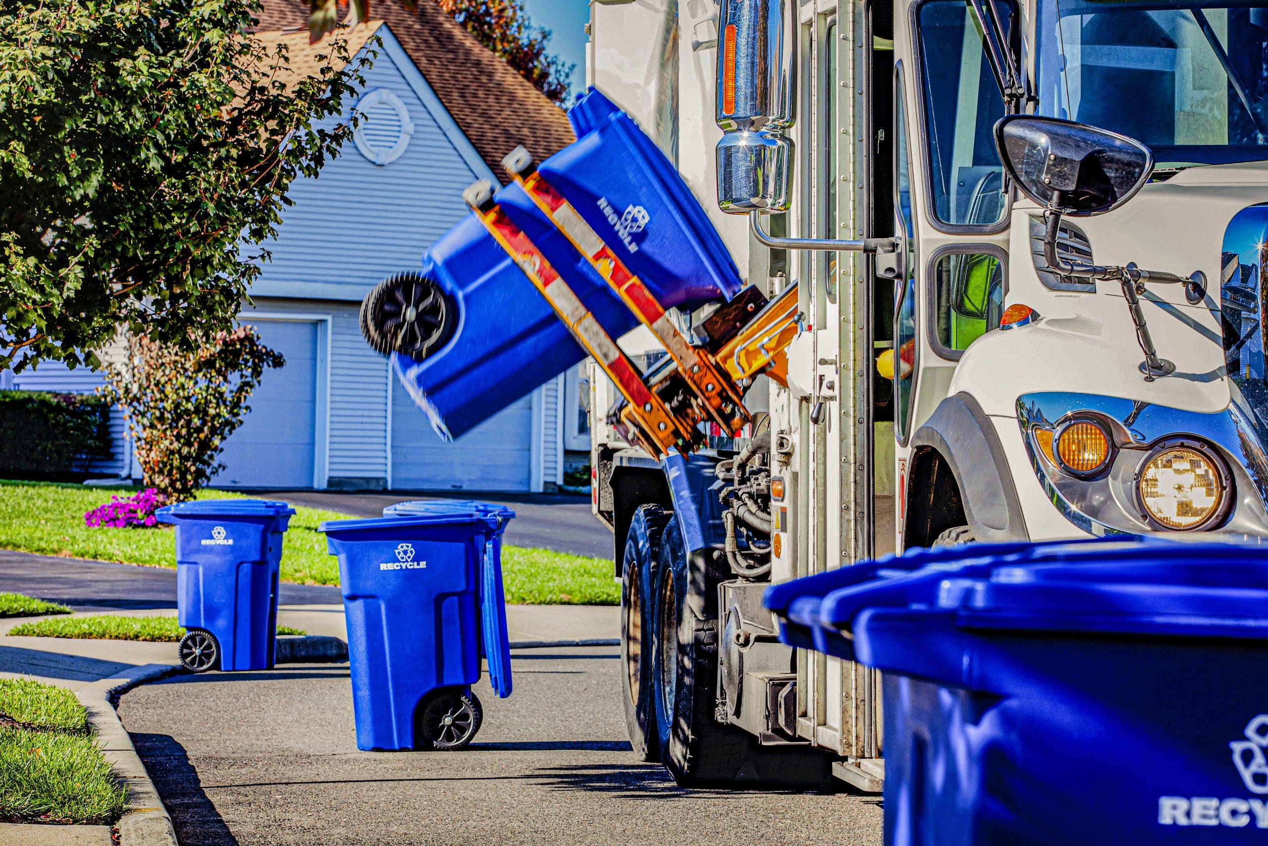 Moderne Abfallwirtschaft und Recycling: Mit Algorithmen zur optimalen Routenplanung