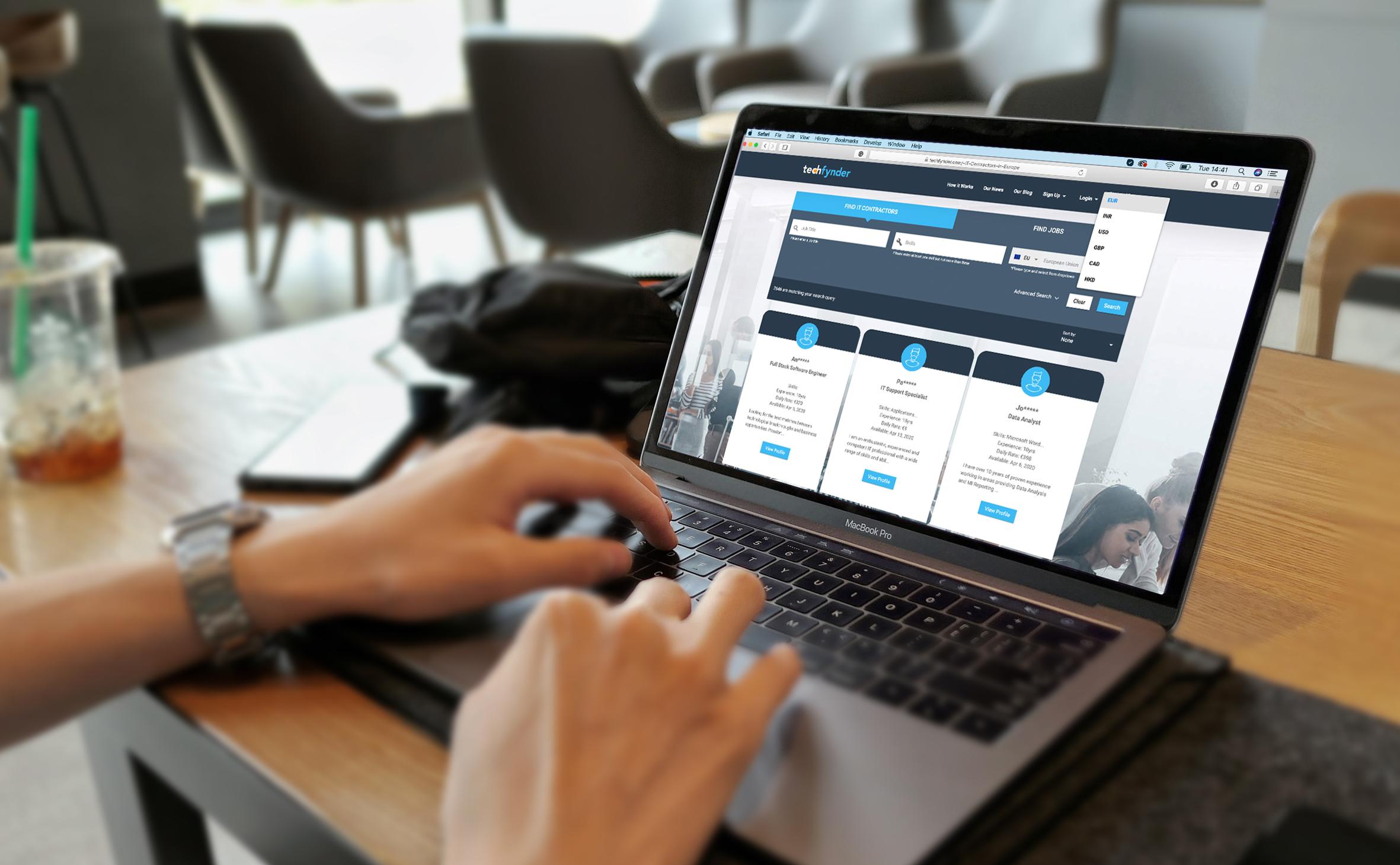 Recruiting-Plattform bringt IT-Fachkräfte und Unternehmen zusammen